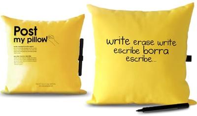 post pillow