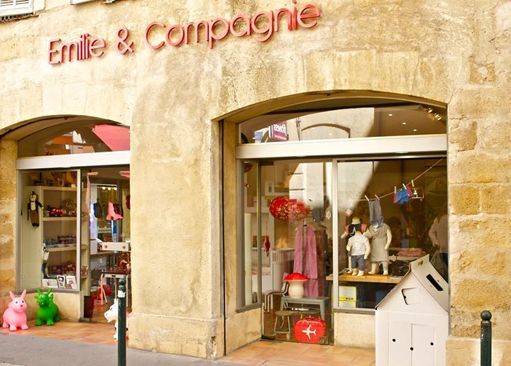 Emilie & Compagnie  kids lifestyle boutique  Shop  Pinterest