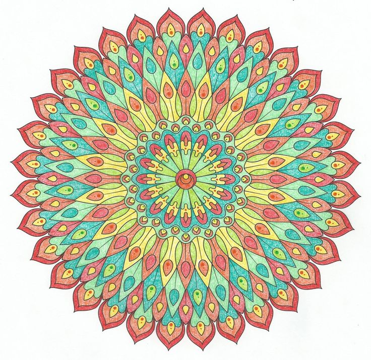 This is Youthul Inspiration colored by Lois S.. One of 100+ printable mandalas you can color for free! https://mondaymandala.com/m/youthful-inspiration?utm_campaign=sendible-pinterest&utm_medium=social&utm_source=pinterest&utm_content=youthful-inspiration&utm_term=fancolor