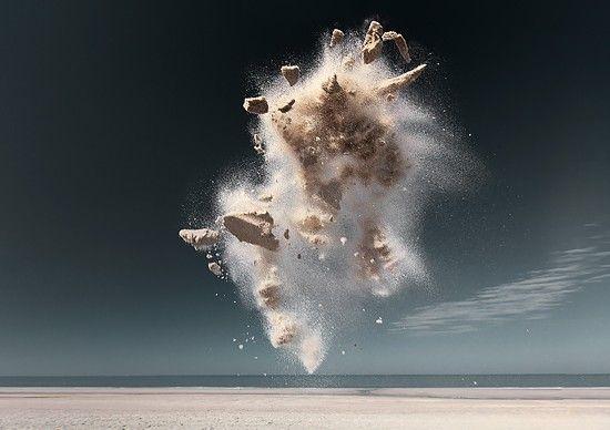Sand Creatures: Photos by Claire Droppert   Inspiration Grid   Design Inspiration