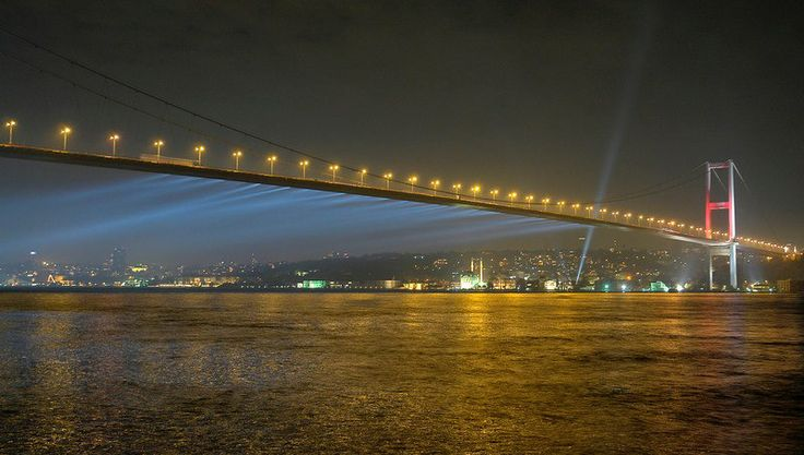 İstanbul da bir akşam üstü
