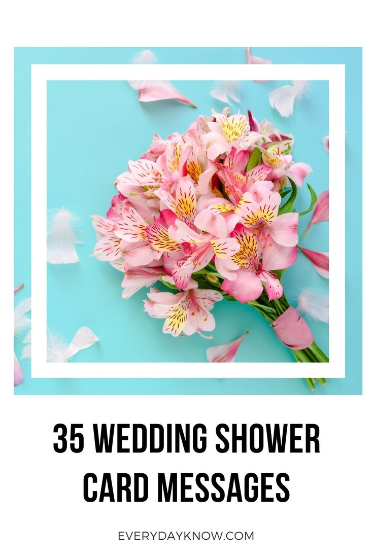 35 wedding shower card messages with images wedding