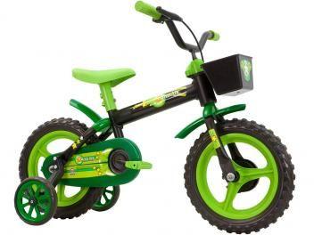 Bicicleta Infantil Track & Bikes Arco Íris - Aro 12