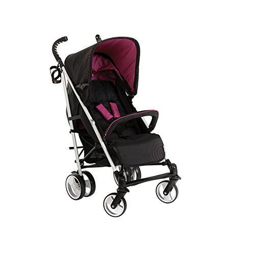 Hauck Buggy Spirit inkl. Getränkehalter Caviar/Berry  #madre http://carritosbebe.org/producto/hauck-buggy-spirit-inkl-getrankehalter-caviarberry/