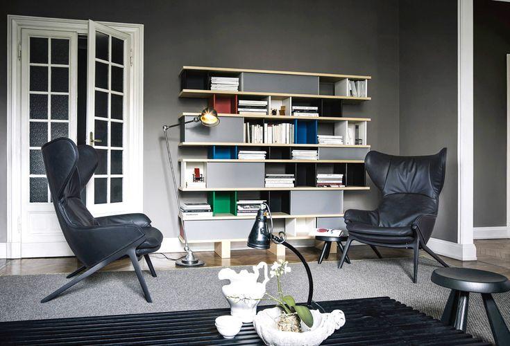 Patrick Norguet designer, P 22 Armchair, Cassina, 2013 @patricknorguet