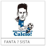 <イタリアのファンタジスタ> イタリアの至宝、世界のファンタジスタ。 ボールと楽しげに戯れるその姿は、彼の「私はサッカーと恋に落ちた」という名言そのもの。