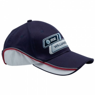 Official 2011 AT Williams F1 Team Cap