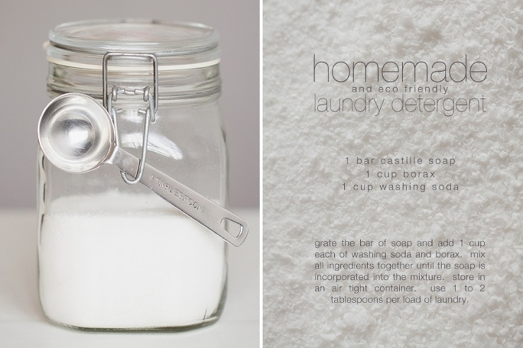 Green & Simple | Laundry Detergent