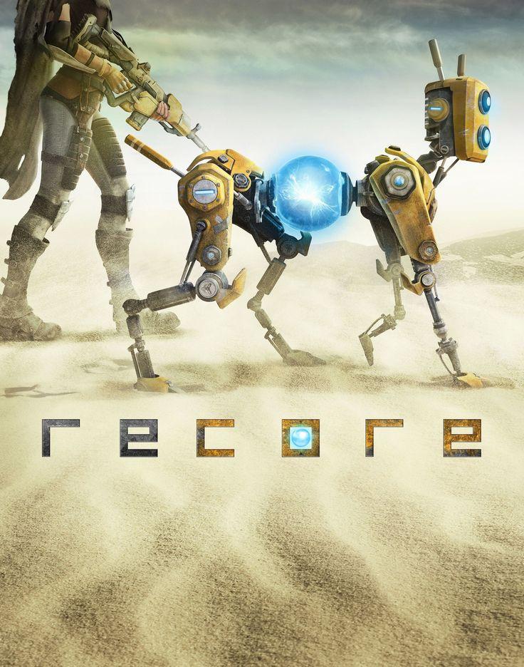 Póster de RECORE Xbox One #RECORE #XboxOne #GC #Gamescom #GCXbox #Games #VideoGames