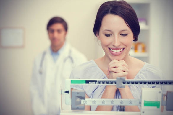 They say that being pregnant and expecting the birth of a new life is one of the greatest feelings in the world. What they usually don't tell you is that that period could also be very hard on you, especially if you are already overweight. Read about 5 good reasons to lose weight before pregnancy. Pin now, read later.