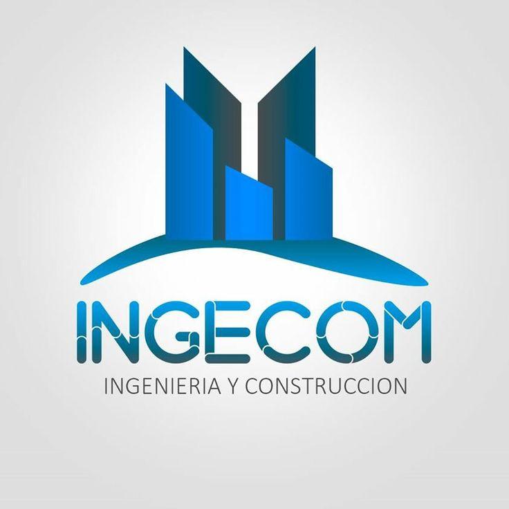 Logo para Empresa INGECOM proveedor de servicios para CODELCO Chile.