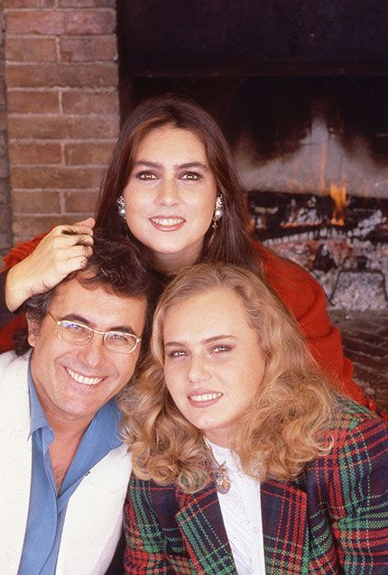 434 best images about italian music on pinterest jazz for Bano y romina power