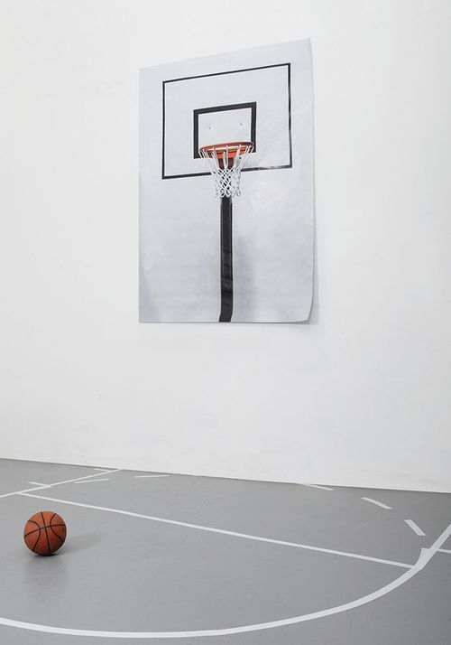 Graphic Basket ball