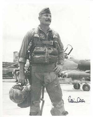 Robin Olds (fighter pilot)