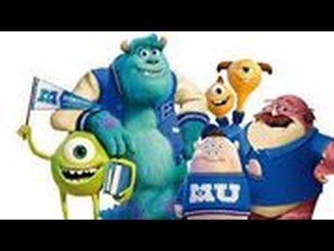 Walt Disney Movies 2015 - Monsters Inc. Animation Movies 2015 Full Movies English - An...