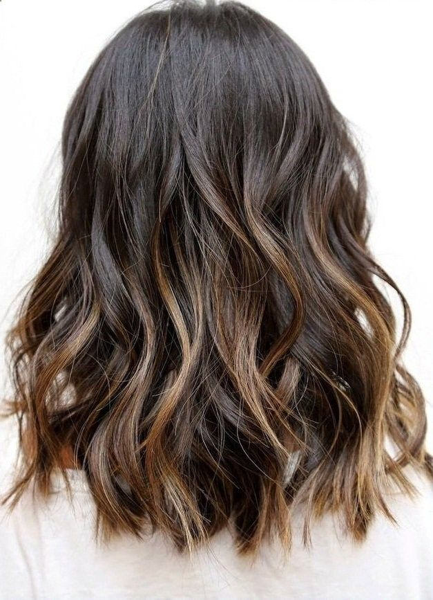 The 25 best balayage black hair ideas on pinterest black black hair balayage more pmusecretfo Image collections