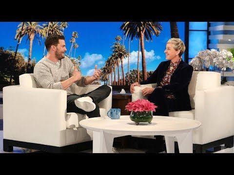 VIDEO - Jamie Dornan ospite di Ellen DeGeneres | 50 Sfumature Italia