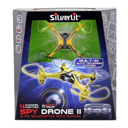 Τηλεκατευθυνόμενο Silverlit 2.4g Spy Drone Ii Με Κάμερα (7530-84738) | eToy.gr | ΠΑΙΧΝΙΔΙΑ & ΣΧΟΛΙΚΑ    #Παιχνίδια #παιχνίδι #toys #greece #etoy #drone #ηλικία #παιχνίδια #τιμή #Ελλάδα #Toys #age #Greece #etoy