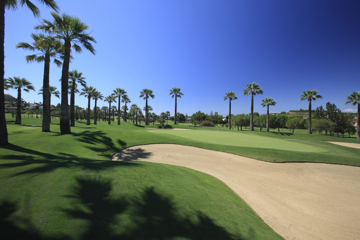 LOS NARANJOS GOLF CLUB ... MARBELLA