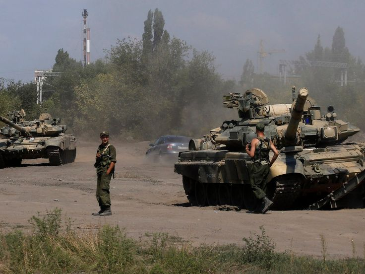 Russia's use of private armed forces could bring powers