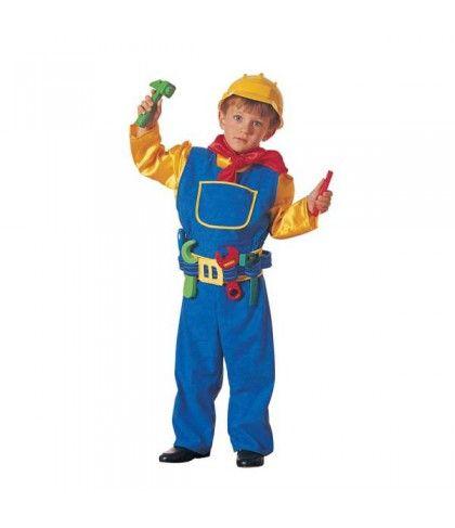 Μικρός Μηχανικός Στολές για μικρά παιδιά