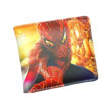 Comics DC Marvel Wallets The Avengers Hulk/Iron Man/Captain America/Superman/Batman/Spiderman Short Credit Card Holder PU Wallet //Price: $US $4.49 & FREE Shipping //    #homemformiga #marvel