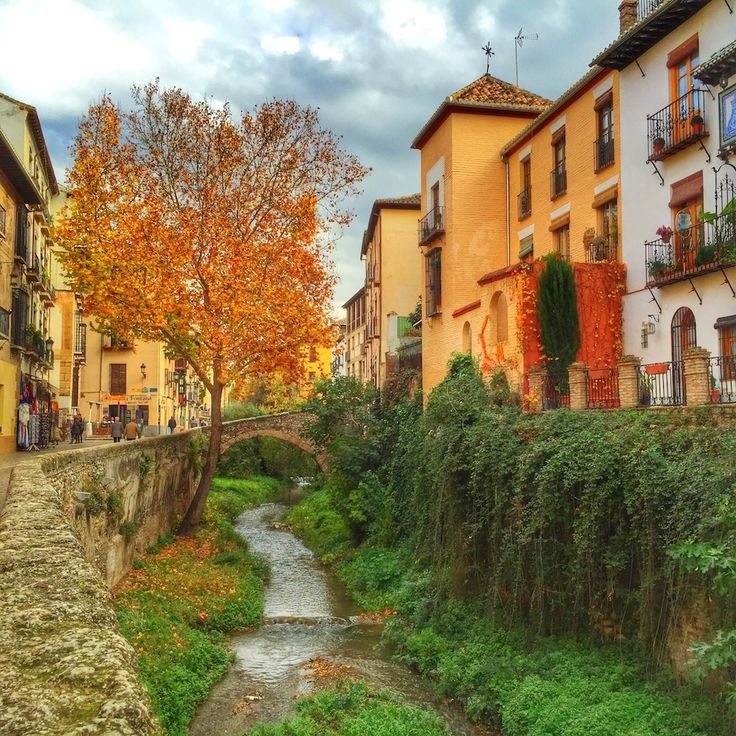 10 Photos to Make You Want to Visit Granada Spain