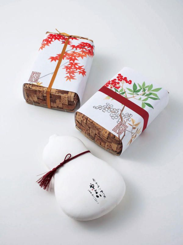 Package of Tsukudani (Japanese food boiled in soy sauce), Kyoto, Japan