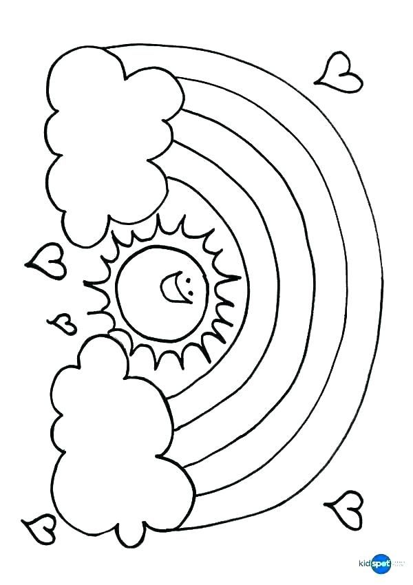 Coloring Page Of Fish - youngandtae.com in 2020 | Fish ... |Summer Coloring Sheets Fish
