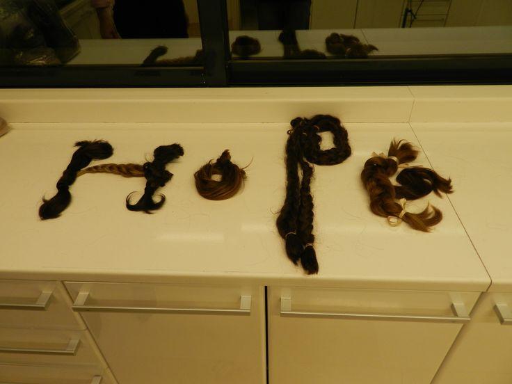 Ενημερωθείτε και δωρίστε τα μαλλιά σας στη πρωτοβουλία Hope for Hair της Bergmann Kord για παιδιά με καρκίνο. http://www.hos2.gr/hair-for-hope/