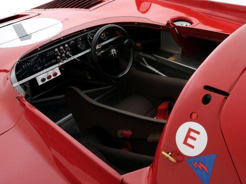 Alfa Romeo Tipo 33TT12 '1973–75