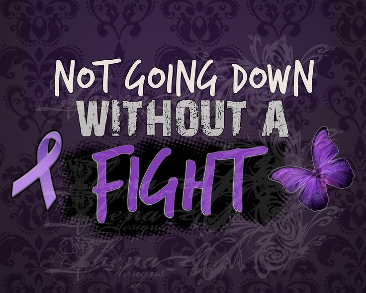 "Printable: ""Not Going Down Without A Fight"" via Etsy #Lupus"