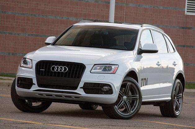 2014 Audi Q5 TDI | Autoblog