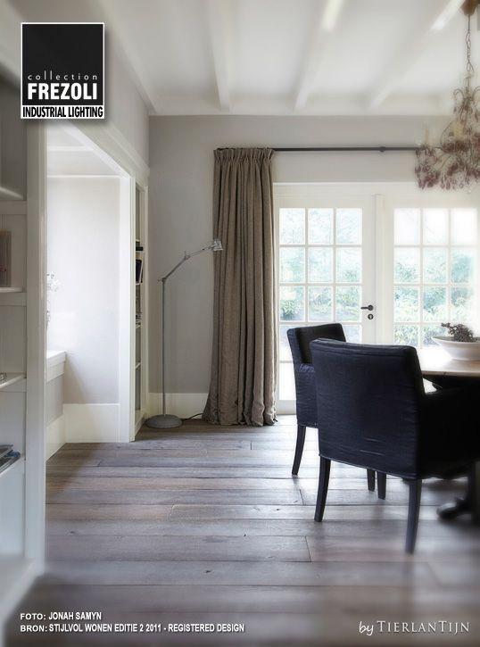 Frezoli industrial lighting dos floor lamp 811