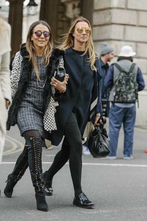 Saptamana Modei la Londra - Streetstyle (8) - Elle.ro