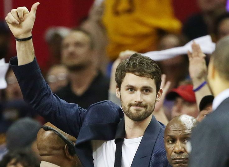Kevin Love on Cavaliers' Game 2 win over Bulls, the crowd's ovation and moving on from Kelly Olynyk play | cleveland.com