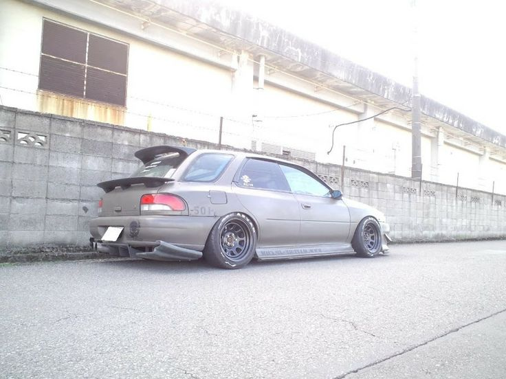 Subaru Impreza Sport Wagon Want To Share Pics Of Your