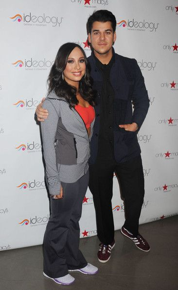 Cheryl Burke Photos: Cheryl Burke and Rob Kardashian Launch 'Ideology'