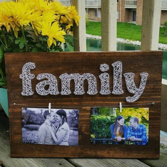 Image result for family string art pattern