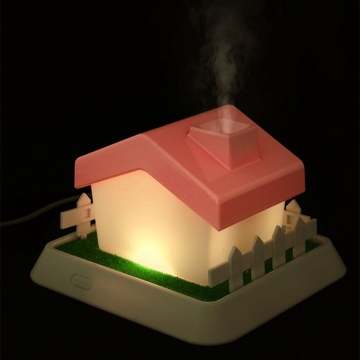 Find More Humidifiers Information about Creative House Shape USB Ultrasonic Humidifier Air Purifier with LED Night Light for Home Office Desktop Mini Aroma Humidifier,High Quality humidifier air purifier,China ultrasonic humidifier air Suppliers, Cheap humidifier air from Shop3195082 Store on Aliexpress.com