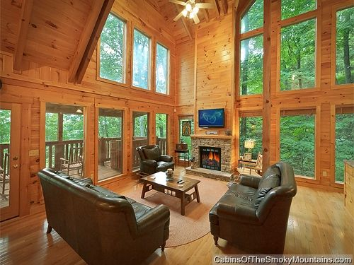 18 best 4-Bedroom Cabins in Gatlinburg images on Pinterest ...