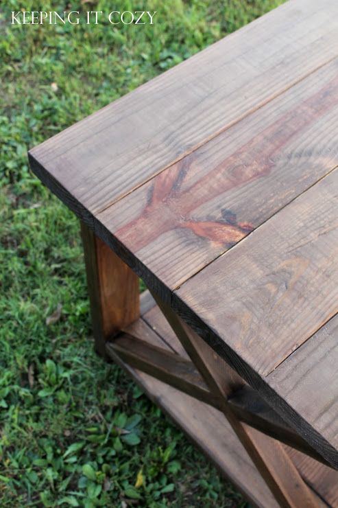 Weathering Wood with Steel Wool & Vinegar