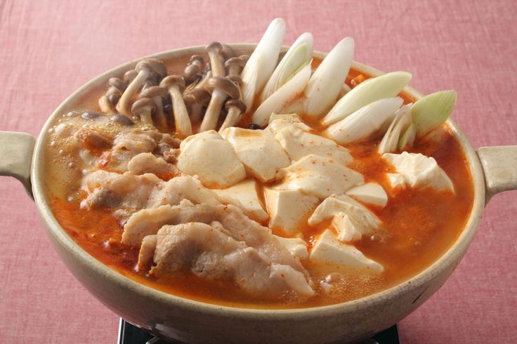スンドゥブチゲ 鍋レシピ 鍋なび