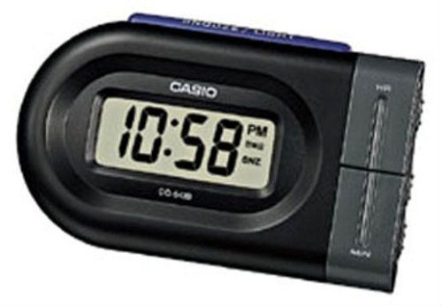 Casio Digital Beep Alarm Clock - Black `CASIO LED light: A light-emitting diode (LED) is used to illuminate the watch face. Daily alarm: The daily alarm reminds you of events that recur every day, by emitting an audible signal at the set time. Sn http://www.MightGet.com/february-2017-1/casio-digital-beep-alarm-clock--black-casio.asp