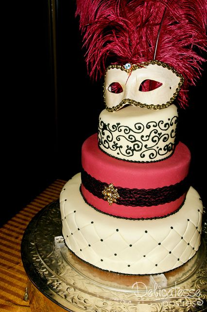 Masquerade Birthday Cakes | Recent Photos The Commons Getty Collection Galleries World Map App ...