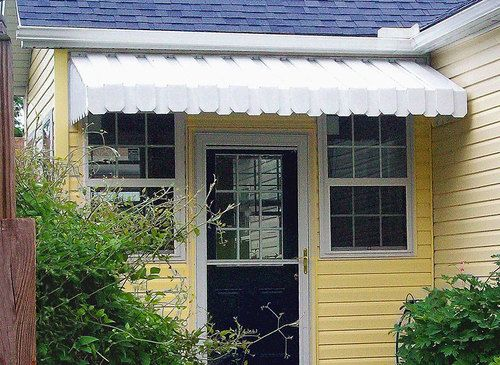 58 Best Adorable Retro Aluminum Awnings Images On