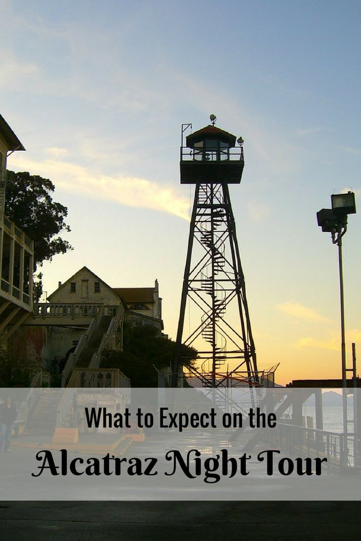 What to expect on the Alcatraz Night Tour: http://www.sftourismtips.com/alcatraz-night-tour.html