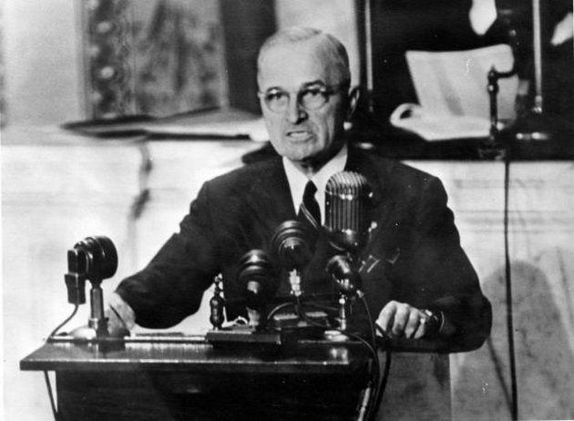Δόγμα Τρούμαν: Η αρχή του Ψυχρού Πολέμου - Βίντεο ντοκουμέντο