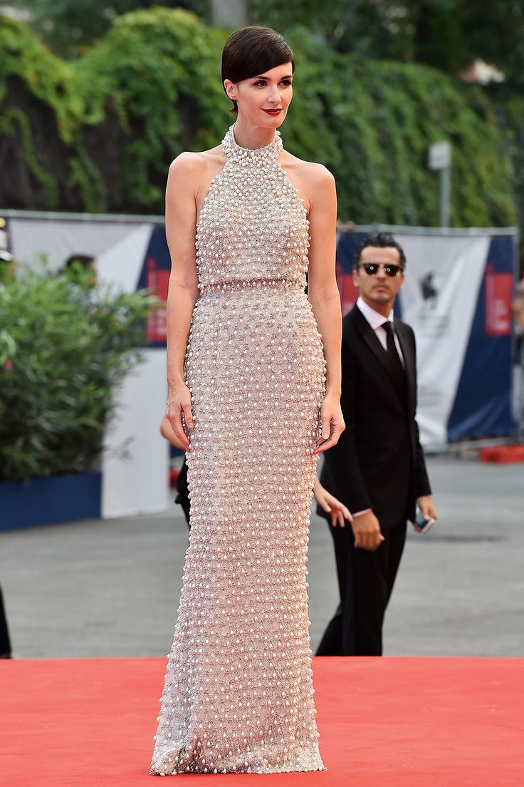 Paz Vega in Ralph & Russo Couture - Venice Film Festival 2015 Red Carpet Pictures | Harper's Bazaar