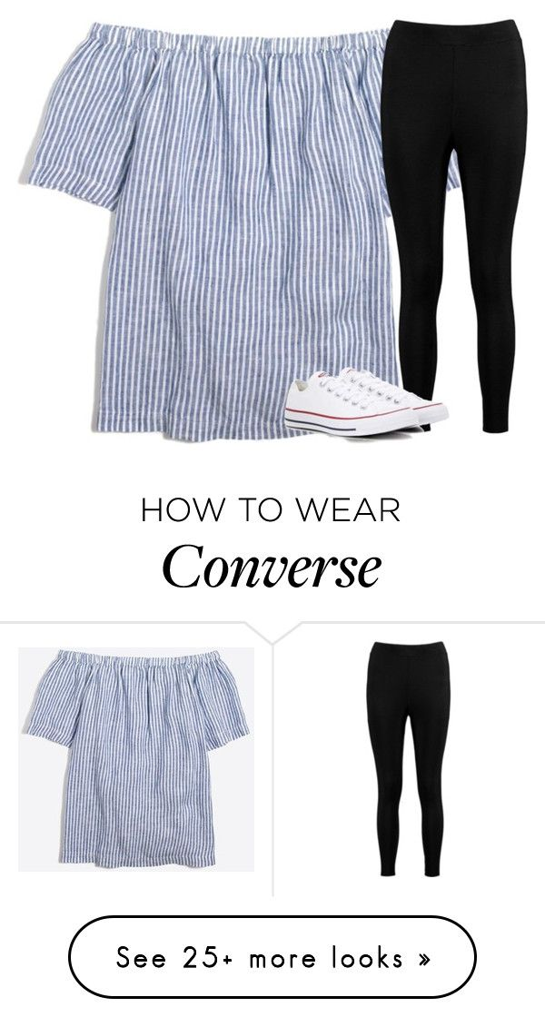 """""""Untitled #2611"""" by laurenatria11 on Polyvore featuring J.Crew, Boohoo and Converse"""
